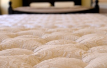 Eco mattress closeup